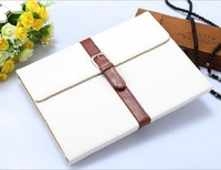 Retro Briefcase Case For Apple Ipad Air 2 Case Vintage Business Style PU Leather Stand Cover