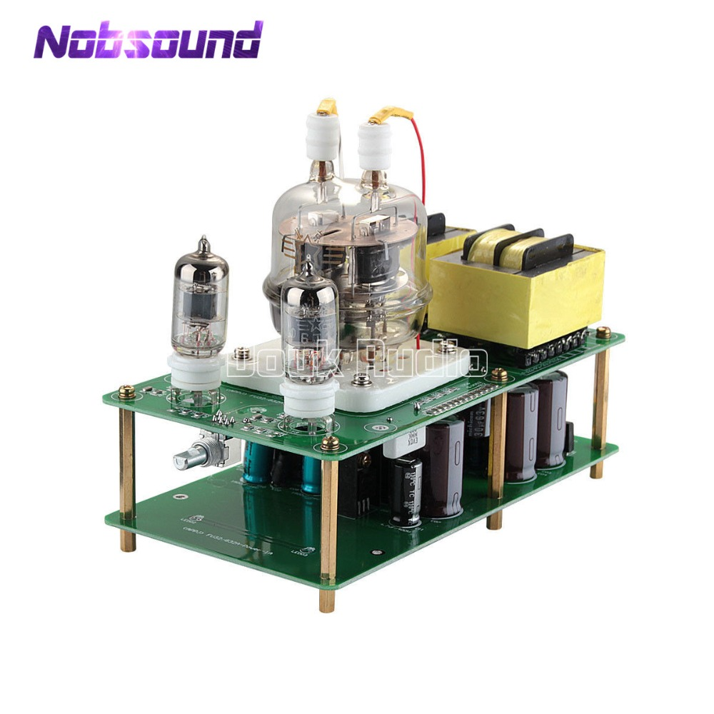 APPJ Latest Assembled FU32 Tube Amplifier Audio Single-Ended Class A Power Amp Board HiFi Diyer Free Shipping