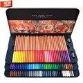 Raffine Marco Artista 24/36/48/72/100 Lápis de Cor lapices de colores Profissional para Colorido Conjunto de Lápis de desenho Materiais de Arte
