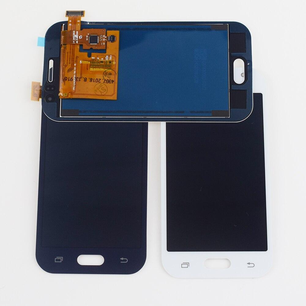 For Samsung Galaxy J1 Ace J110 Sm J110f J110h J110fm 45 Touch 2016 J111 Screen Panel Digitizer Sensor Glass Lcd