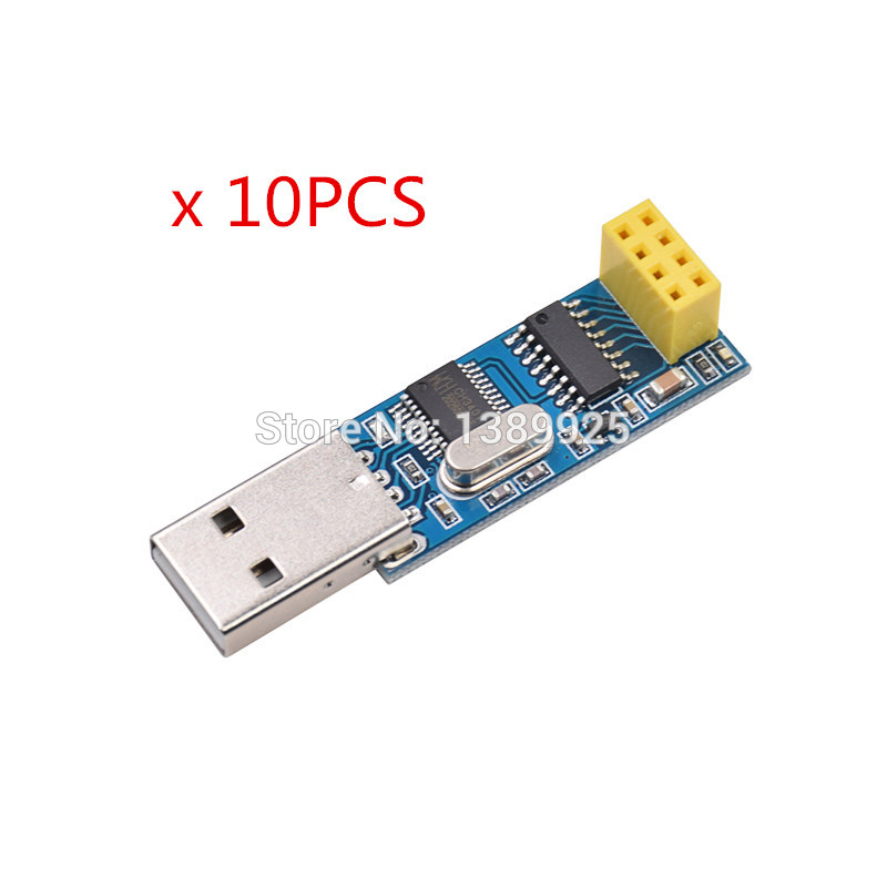 10pcs/lot USB Wireless Serial Port Module Serial Port To NRF24L01