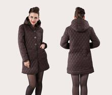 COAT Winter Women Loose Plus Size Coat Padded jacket Wool Warm Parkas padded Thickening Outerwear XL to 6XL