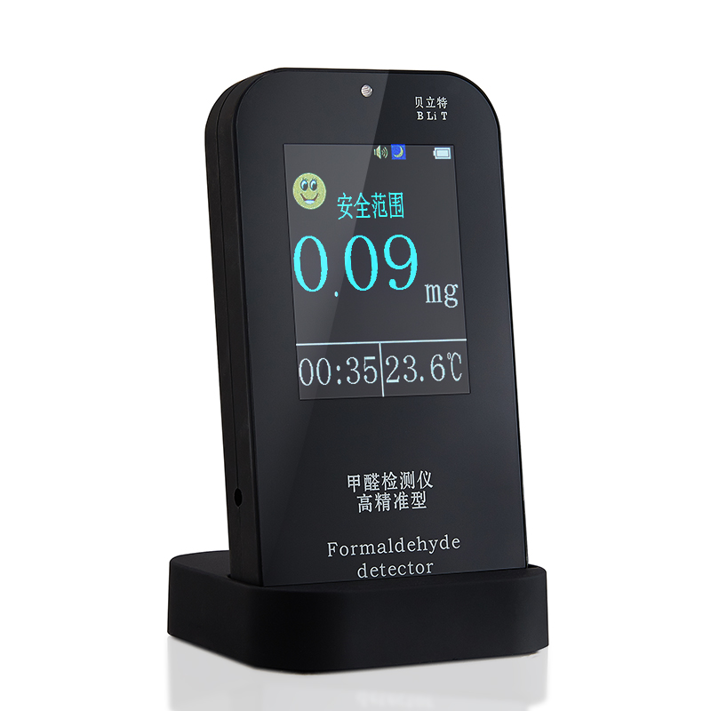 ФОТО Indoor Air Quality monitor Household formaldehyde monitor portable formaldehyde detector gas detector gas analyzer thermometer