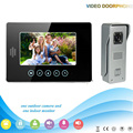 V70T2-M3 1V1 XSL Manufacturer  7Inch Touch-Keys Video Door Phone for Apartments Home Security with Intercom System