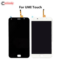 For UMI Touch LCD Display Touch Screen Digitizer Assembly Replacement Part For Umi Touch Glass Panel