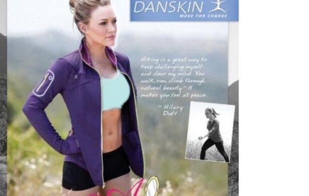 Danskin High Impact Full Figure Sport Bra