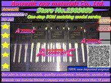 100% jauna oriģināla FGH60N60 FGH60N60SMD TO-3P metināšanas caurule 60A 600V IGBT caurule