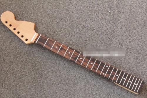 25.5 pouces guitare électrique cou 22 FRET guitare cou palissandre touche partie