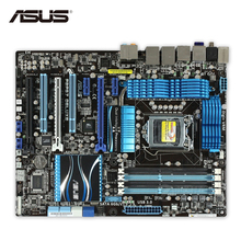 Free shipping original motherboard for ASUS P8P67 Deluxe LGA 1155 DDR3 USB2.0 USB3.0 32GB P67 desktop motherboard
