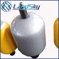 Acumulador de presión acumulador hidráulico que carga el acumulador de la vejiga NXQ-1.6/31,5-L volumen 1.6L presión 315bar