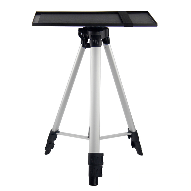 Treadmill Desk Reviews Consumer Reports: Professional Universal Projector Pallet Aluminium Table