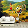 Mountain Outdoor Outdoor Beauty Painting Large Murals Wallpaper Living Room Bedroom Wallpaper Painting Background Wall Wallpaper