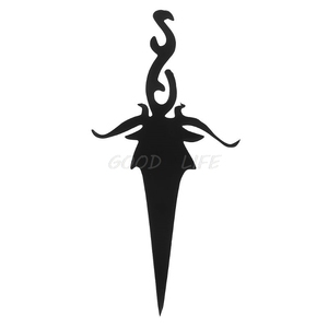 Image 5 - Hair Styling Tattoo Template Stencil Trimmer Salon Barber DIY Hairdressing Model