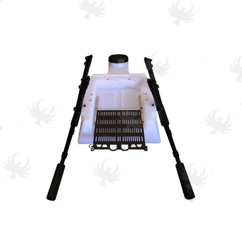 Réservoir d'eau de 10L 10KG avec la place anti choc conique de train d'atterrissage pour le drone de pulvérisation agricole-in Pièces et accessoires from Jeux et loisirs    2