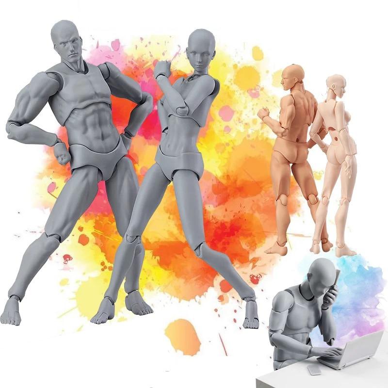 Archetype Նա Archetype Նա Ferrite Figma SHFiguarts BODY KUN BODY - Խաղային արձանիկներ - Լուսանկար 1