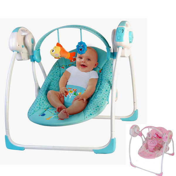Electric Baby Rocking Bed