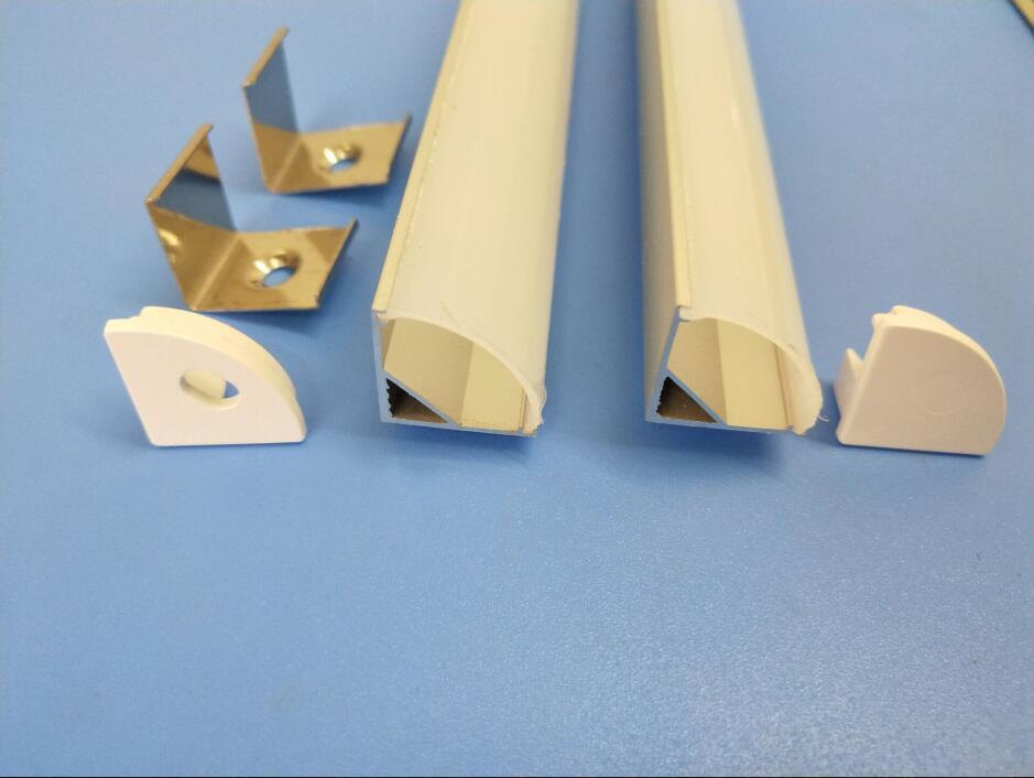 perfil de aluminio para a tira slim conduzida luz 1 m piece 05