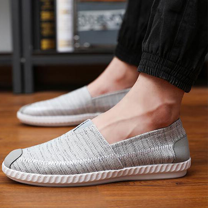 Trendy Casual Men Beach Loafer Shoes