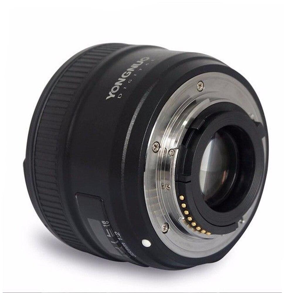 Yongnuo 35mm objektiv YN35mm F2 objektiv weitwinkel Große Blende ...