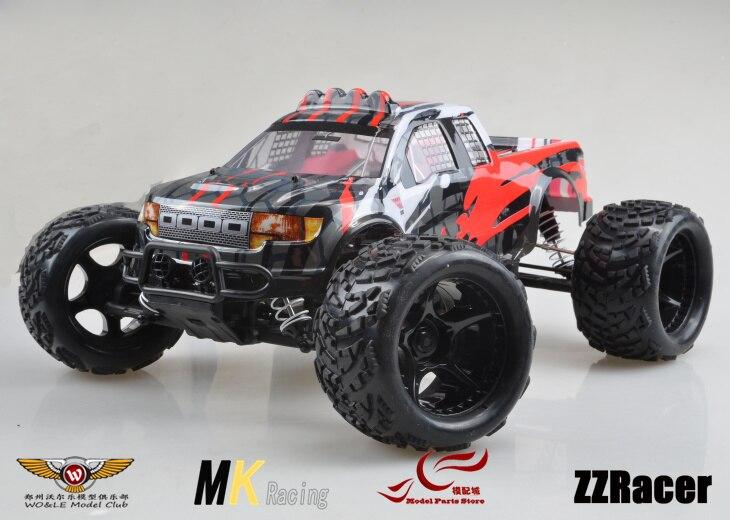 MK 1/10 Nitro Power GO18 Engine Remote Monster Truck Baja Metal Gear Free Shipping двигатель super tigre 18 nitro купить