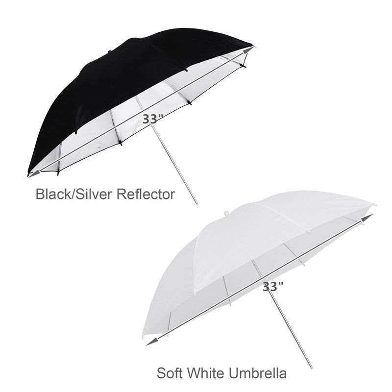 Photo-Studio-Flash-Speedlight-Umbrella-Lighting-Light-Stand-Kit-2-Bracket-B-2-Light-Stand-2