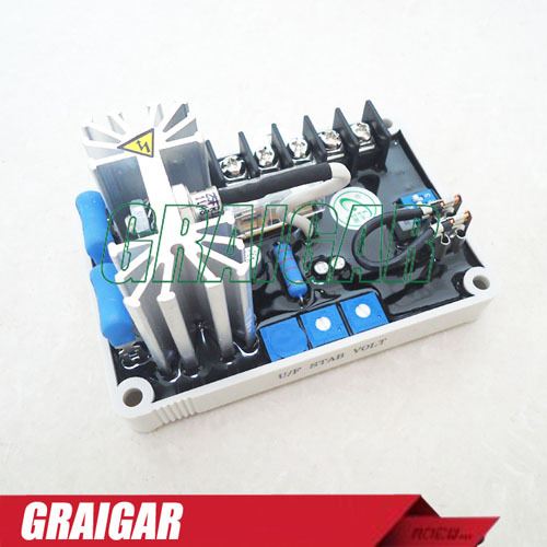 Controller Module Automatic Generator Voltage Regulator AVR EA05A oem ea05a regulator automatic voltage regulator generator parts