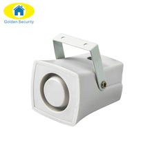 Mini Wired Siren Wired horn For Home Alarm Systems Security Home Wried hooter 120dB Loudly Sound Siren for Security Alarm