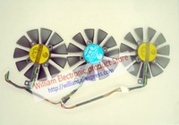 Original Graphics Cards Cooling Fan For ASUS STRIX RX480 O8G GAMING RX480 PLD09210S12M PLD09210S12HH
