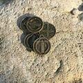 Католической религиозной подарки святые бенедикт защиты святые медали античный браслет подвеска бронзовый позолоченный бронзовый оптовая продажа
