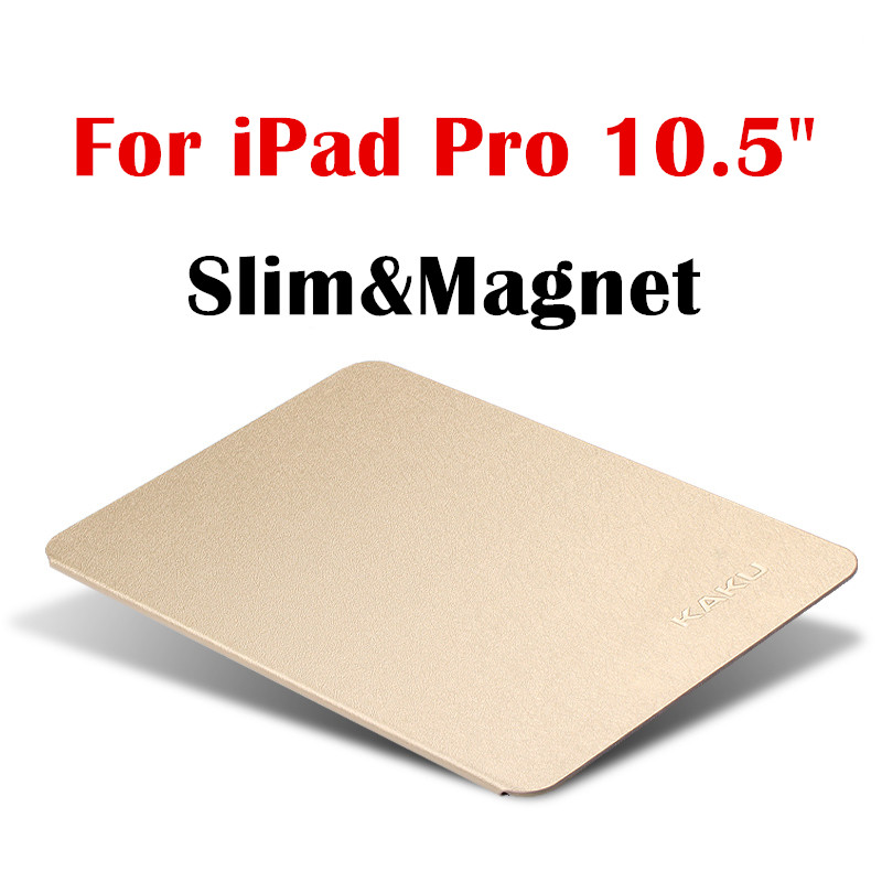 KAKU Magnetic Ultra Slim Smart Cover Leather case For Apple Ipad Pro 10.5 10.5 Tablet Case Flip Cover Protective Shell BAG SKIN nuova simonelli bottomless filter holder portafilter with 3 cup filter