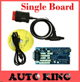 Single board ! Quality A+ 2014.R2 Free Keygen New VCI CDP TCS CDP Pro For mvd CAR+TRUCK 3 in 1 car diagnostic tool by SHIP Free
