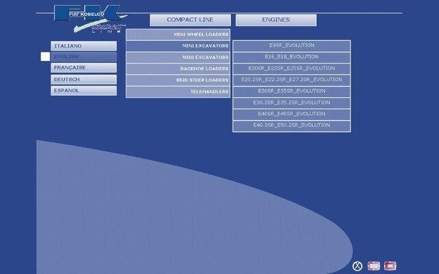 Für Fiat Kobelco Reparatur Heavy Linie & Motoren reparatur ...