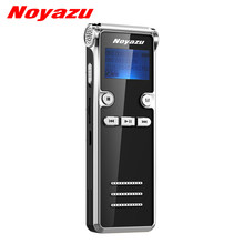 Noyazu 906 8G Mini Digital Voice Recorder Long time 600 Hours Recording Long standby Ditaphone Professional MP3 player(China)