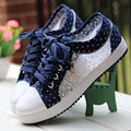 women Cutout Flat  hollow Canvas shoes Female Low top Lace Casual shoes chaussure femme summer lace up Breathable flats XK071924
