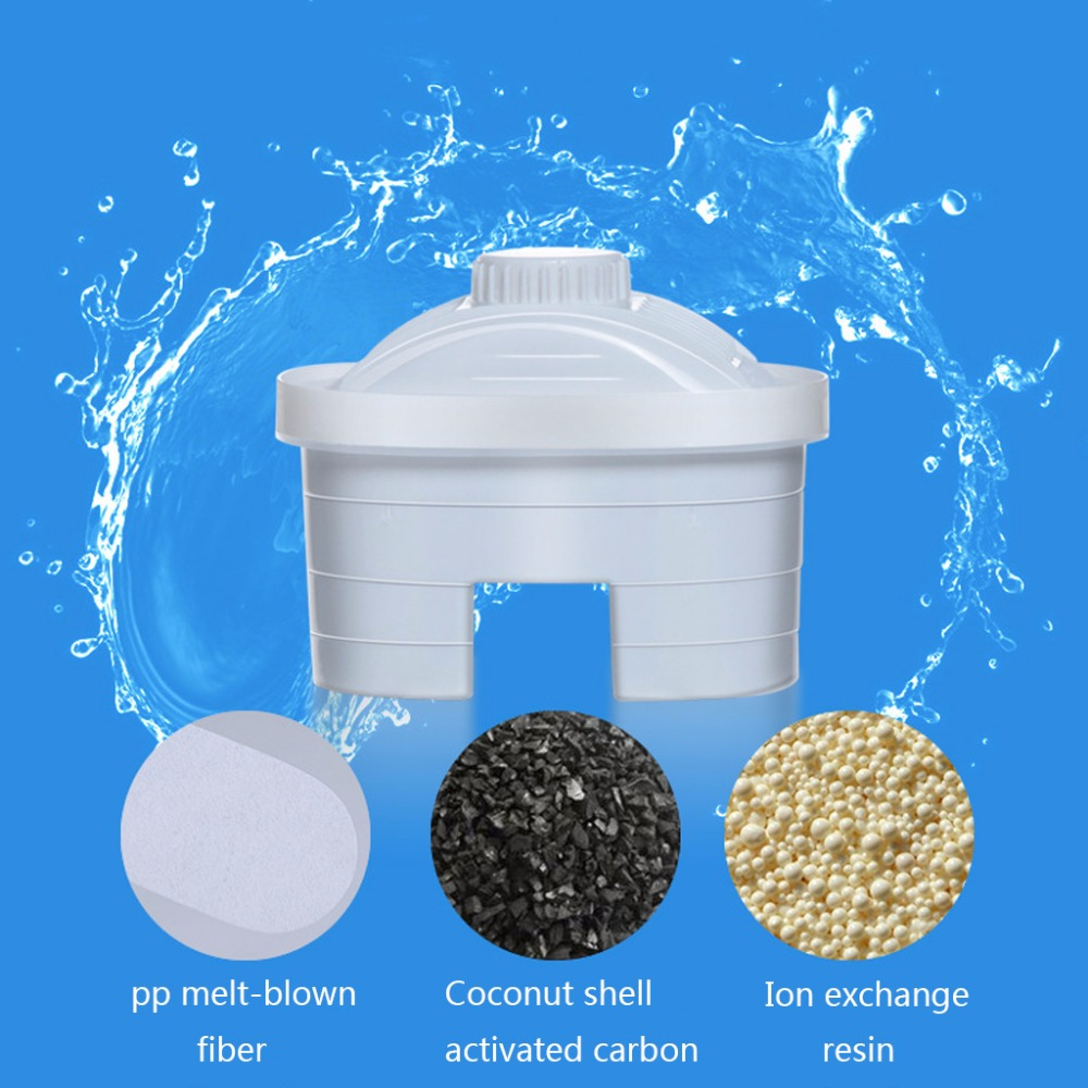 Image 5 - Automatic Switch Water Filter Household Activated Carbon Jug Home Purifier Healthy Drink Machine-in Water Filters from Home Appliances