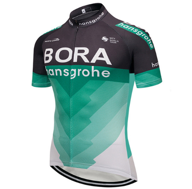 FIRTY SNOW 2018 Bora Quick Dry Breathable Cycling Jersey Short Sleeve ... a71940213