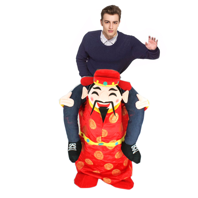 Chinese New Year Costumes for Adult Cartoon Mascot Costume ...