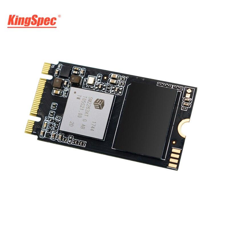 KingSpec 22x42mm PCI e Signal Gen3 0x2 NVMe Internal M 2 SSD 240GB 256GB Solid Hard
