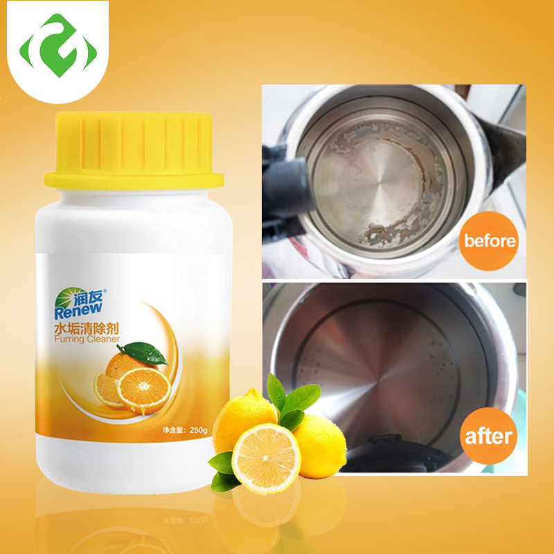 Household Citric Acid Powder Strong Cleaning Agent To Remove Scale Special Tea Scale Cleaning Health&environmental Protection