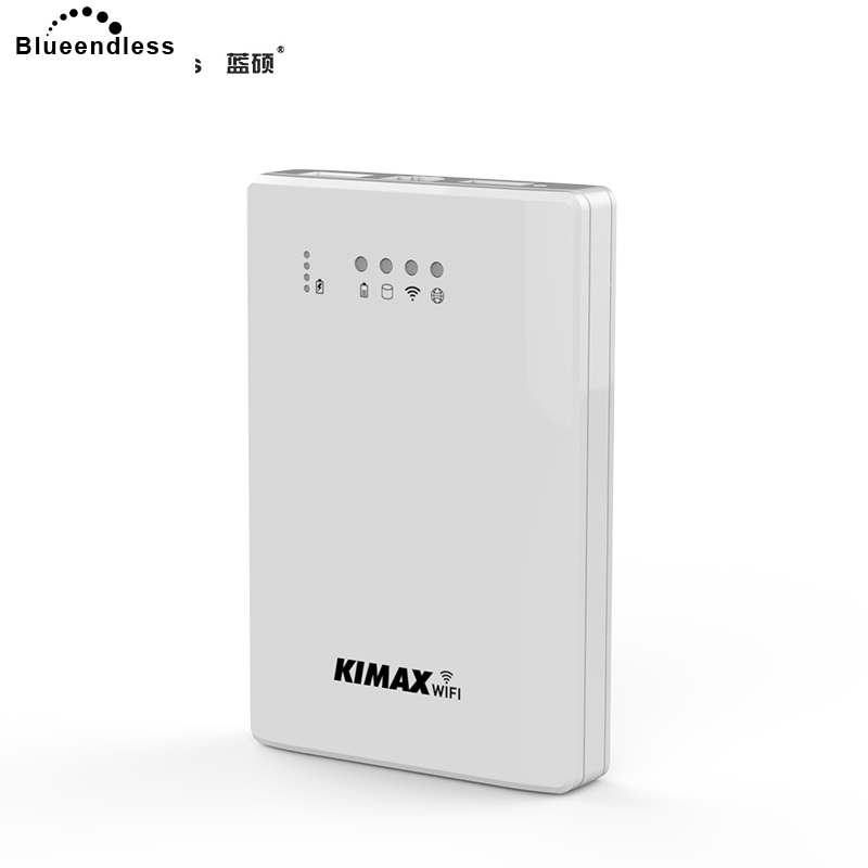 2TB/1TB/750G SATA hard disk with 2.5''wireless hdd enclosure 4000mah power bank function external mechanical hard drive U25AWF эспандер грудной atemi цвет оранжевый черный 2 х 2 х 65 см