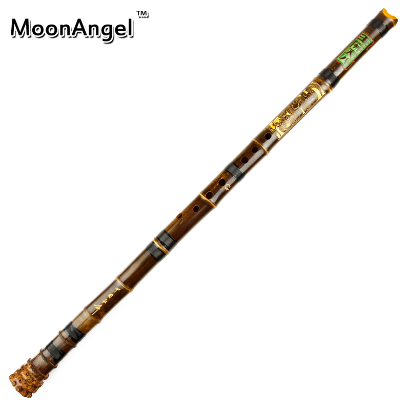 8 Holes Bamboo Shakuhachi Flute with Root G Key Wooden Musical Instrument Japanese Flute with Black Line Woodwind Instrumen alto flute g pitch cupronickel body closed holes in line with foambody case musical instrument free shipping