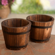 Popular Decorative Wooden Barrels Buy Cheap Decorative Wooden