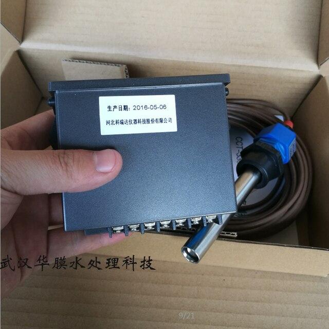 Compteur de résistivité Kereda RM 220 (modèle actuel CCT 3320) compteur de résistance à leau Ultra pure Test en ligne