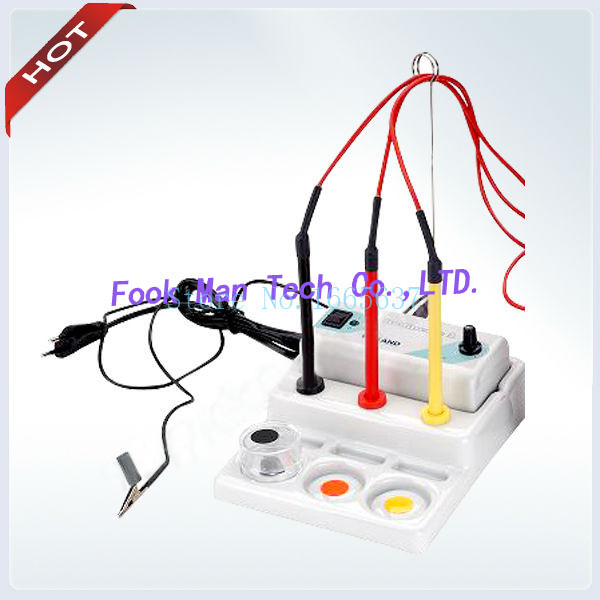 Free Shipping Jewelry Plating Tools Gold Electroplating System Plating Machine for Jewelry Car Emblems ...