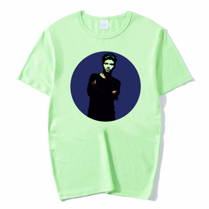 Men and Women Hipster George Michael Choose Life Design Funny T Shirt Unisex Comfortable Breathable T Shirt Men 39 s Streewear in T Shirts from Men 39 s Clothing