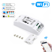 DIY Wi Fi สวิทช์สวิทช์ Universal Breaker จับเวลา Smart Life APP รีโมทคอนโทรลไร้สายทำงานร่วมกับ Alexa Google Home IFTTT