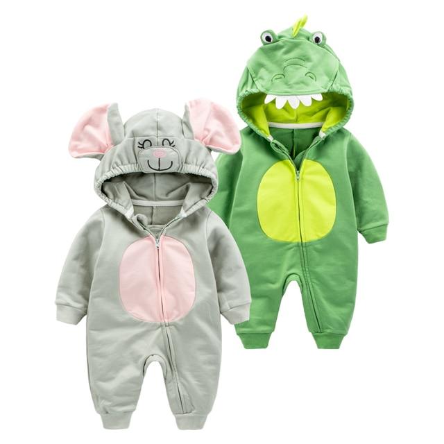 Toddler Romper With animal design