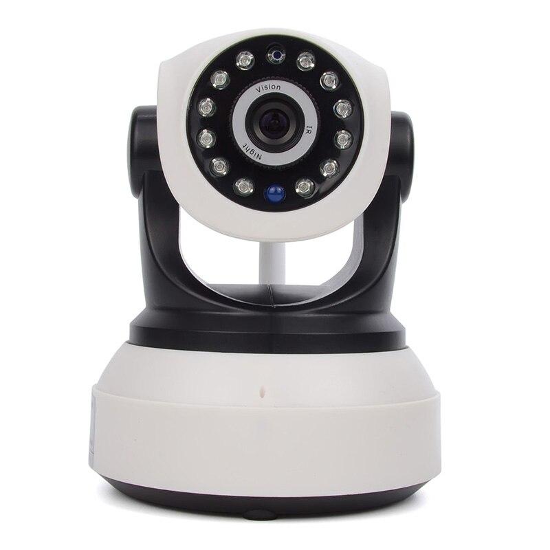 760P HD Wireless Security IP Camera Wifi R Cut Night Vision Audio Recording Surveillance Network Indoor Baby Monitor