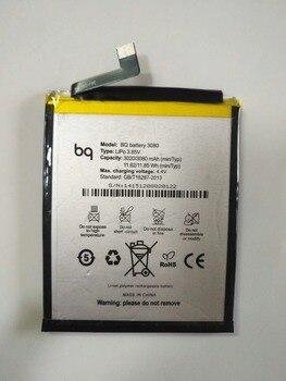 цена на 3000mAh BQ battery 3080 cell phone Battery For BQ Aquaris U plus Lite Li-ion Bateria with