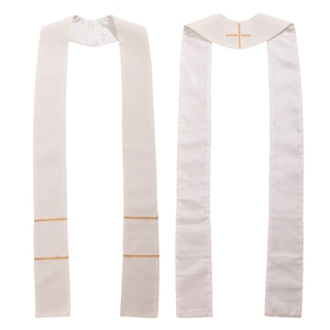 Image 3 - Clergy Stole Orthodox Adult Church Christian Pope Minister Priest Costumes